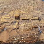 istana misterius, tigris, irak, penemuan istana