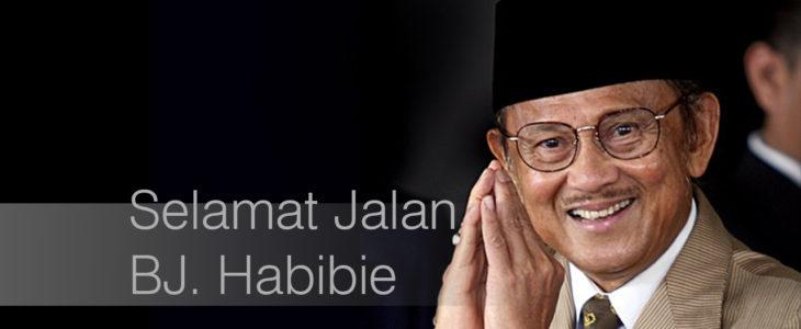 BJ Habibie, Bapak demokrasi