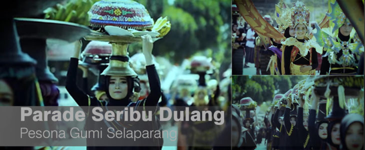 Branding Wisata Lombok Timur: Parade Seribu Dulang