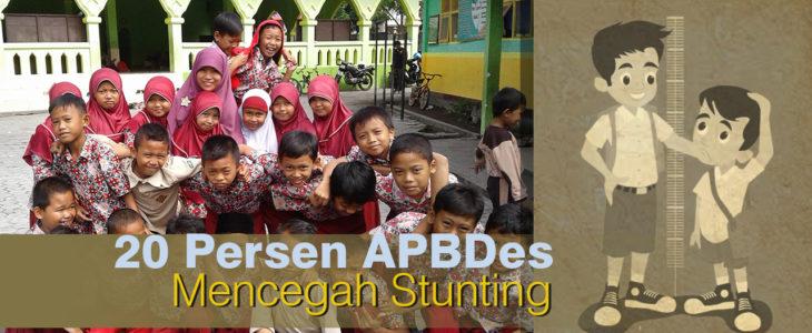 stunting di lombok timur, hadiah umrah