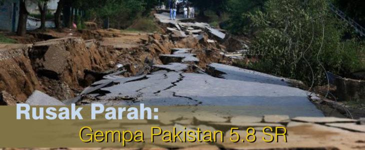 peristiwa, gempa bumi, guncang pakistan