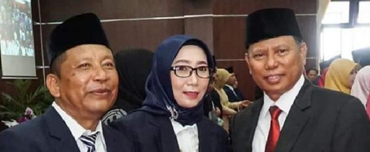 pasutri anggota dprd lombok timur, tanwir dan rabihatun