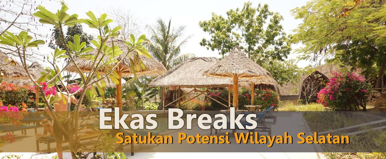 pantai ekas lombok timur, ekas break, pariwisata ntb