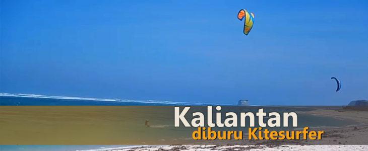 kaliantan, ekas, kitesurf spot di lombok