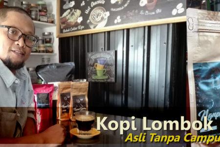 kopi asli lombok, robusta lombok, timba nuh, di lombok timur
