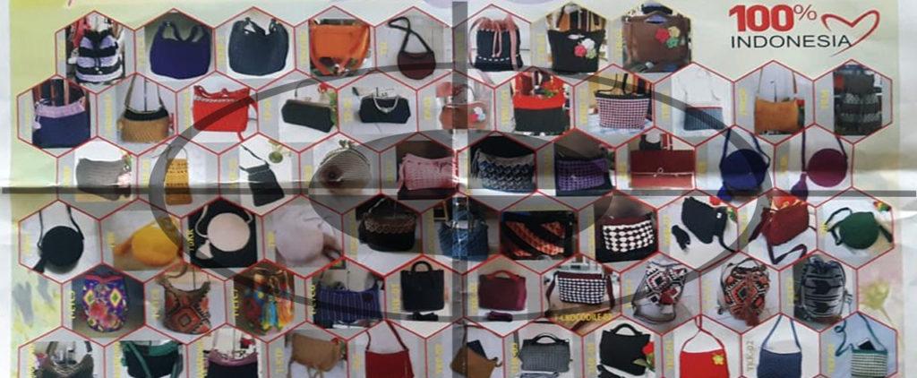 perla handmade, produk rajutan tangan, tas sepatu rajutan, bisnis fashion, inspirasi peluang usaha