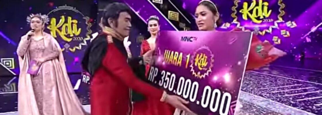 baiq gita lombok, juara kdi 2020