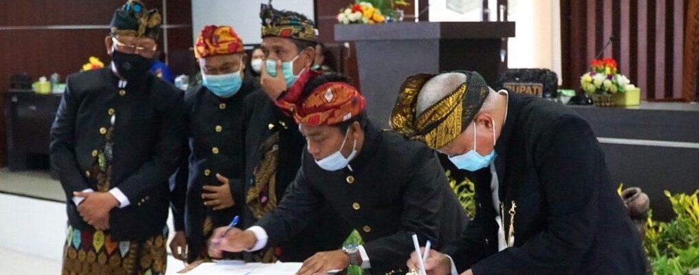 sukiman azmi, bupati lombok timur, dprd kab lotim, kua ppas 2021