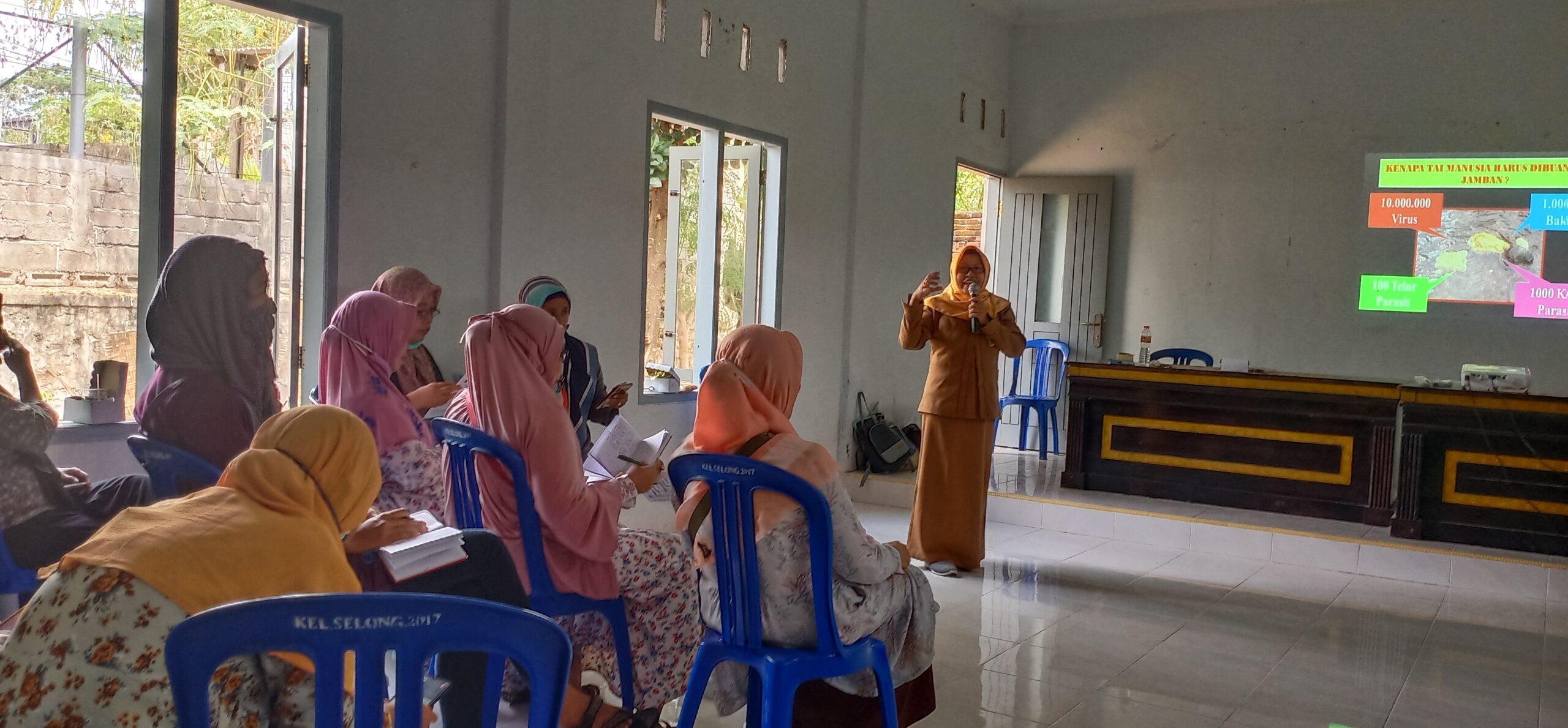 bab sembarangan, Target off di lombok timur, mitra Samya, unicef program odf