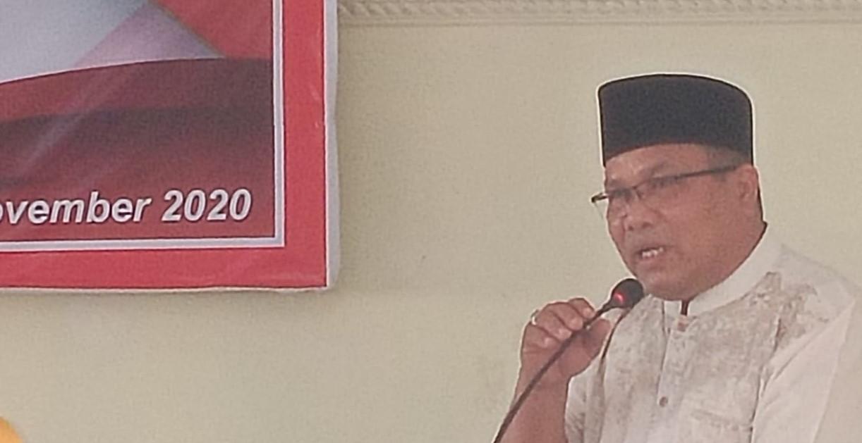 kepala dinas sosial lombok timur, seksi kepahlawanan, kodim 1615, hari pahlawan