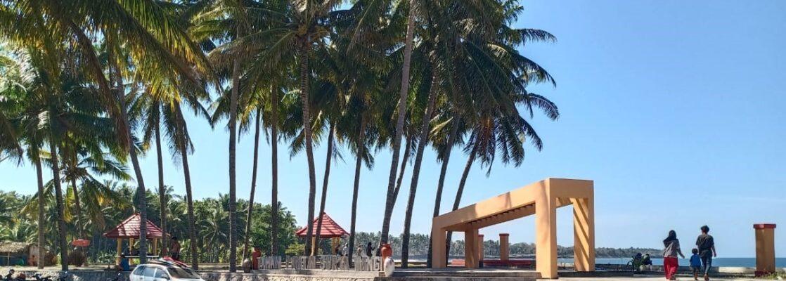 wisata pantai di lombok timur, pantai suryawangi, labuhan haji