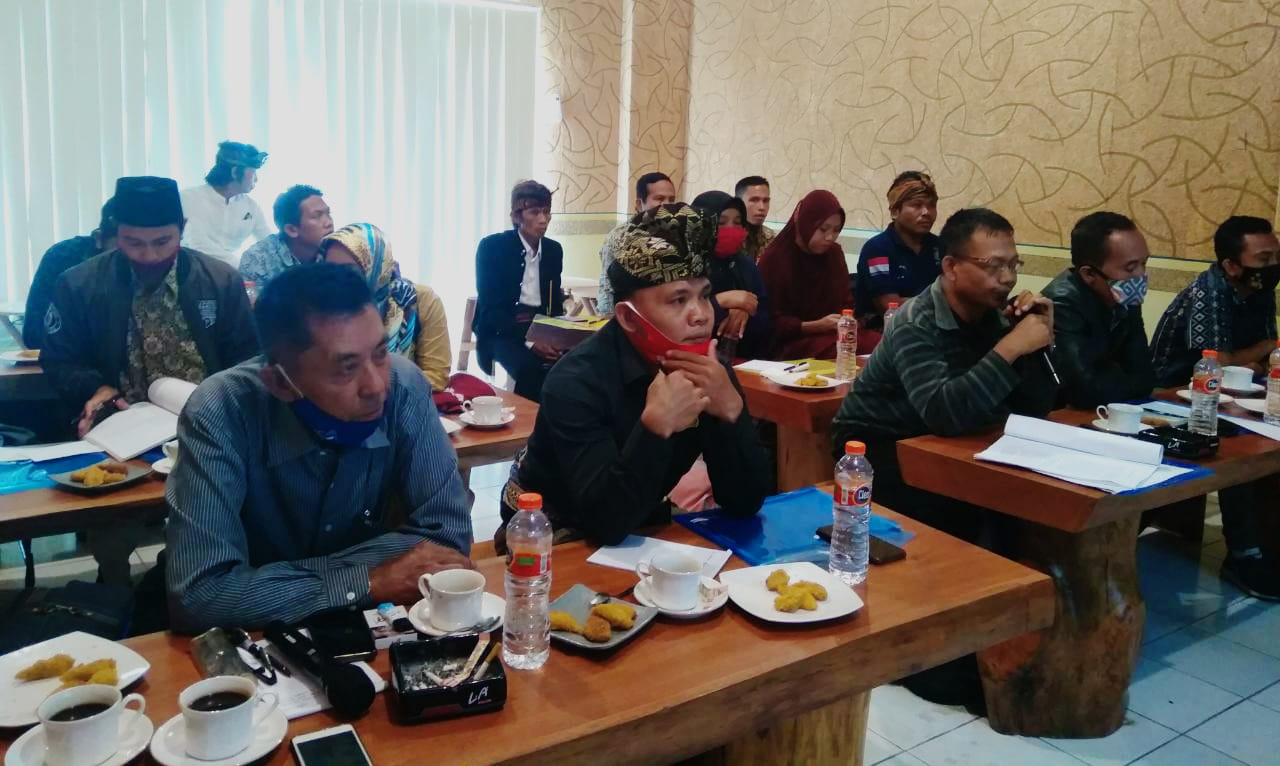 Aliansi Masyarakat Adat Nusantara (AMAN) di lombok timur, ntb