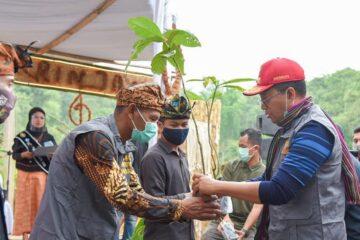 gubernur ntb, Zulkieflimansyah, festival geopark rinjani di tetebatu