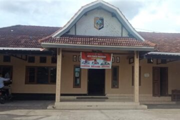 kantor desa sukamulia, kecamatan sukamulia, lombok timur