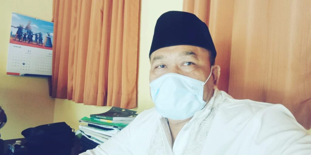 Kepala Desa Sukamulia, Lalu Rahiman Amry, S.AP