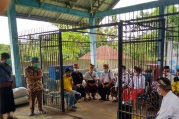 studi banding kecamatan selong, kpm lestari di desa lendang nangka, kecamatan masbagik, dinas lhk lotim tangani sampah