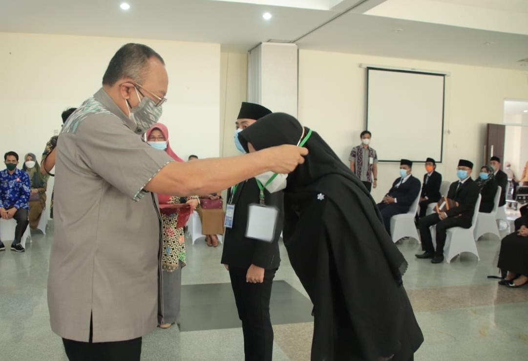 32 Peserta PKA Disiapkan Menjadi Calon Administrator Handal