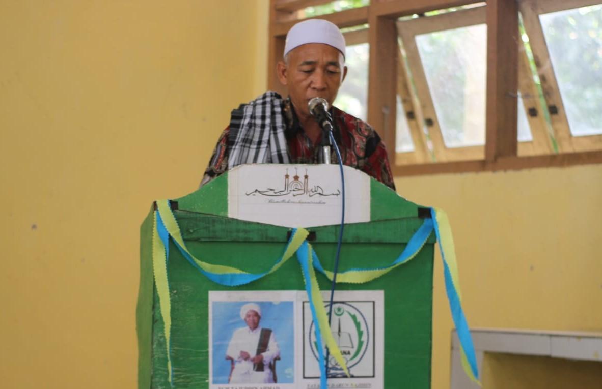 H.M. Sarjan Nur, Kepala Sekolah Menengah Atas Darunnajihin (SMA DANA) Nahdlatul Wathan (NW) Bagik Nyala, Kecamatan Sakra Barat