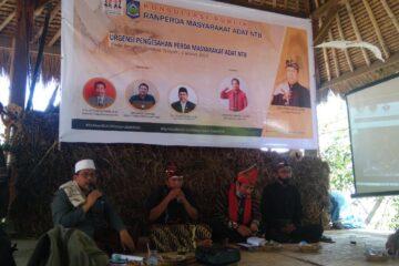 DPRD NTB Inisiasi Raperda Masyarakat Adat, AMAN Gelar Konsultasi Publik
