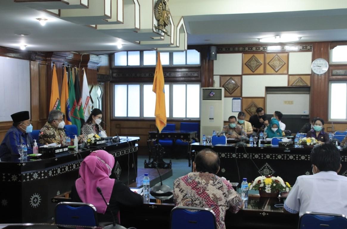 Kartu Prakerja dan BSU, Komisi IX DPR RI Serap Aspirasi NTB