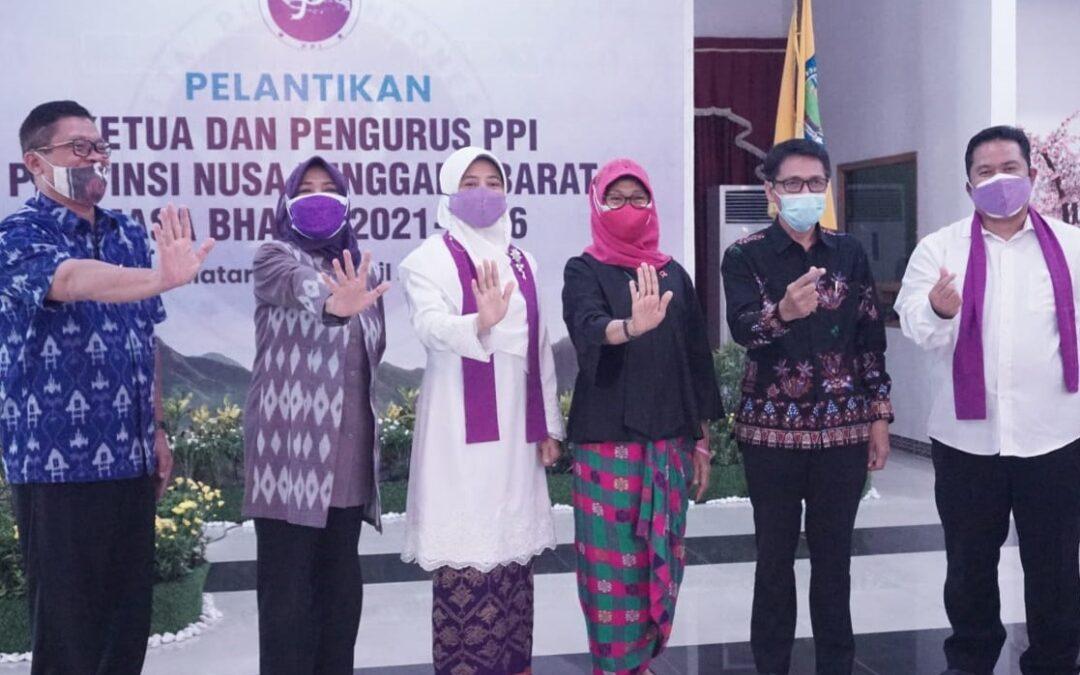 Berkolaborasi, PPI Provinsi NTB Bakal Sasar Remaja