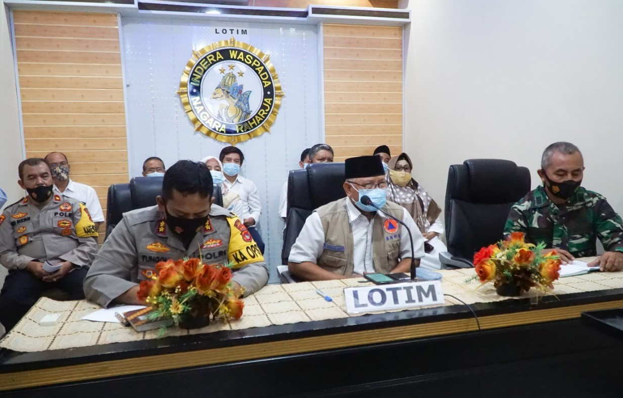 Bupati Lombok Timur Himbau Jangan Pulang Dulu Saat Lebaran