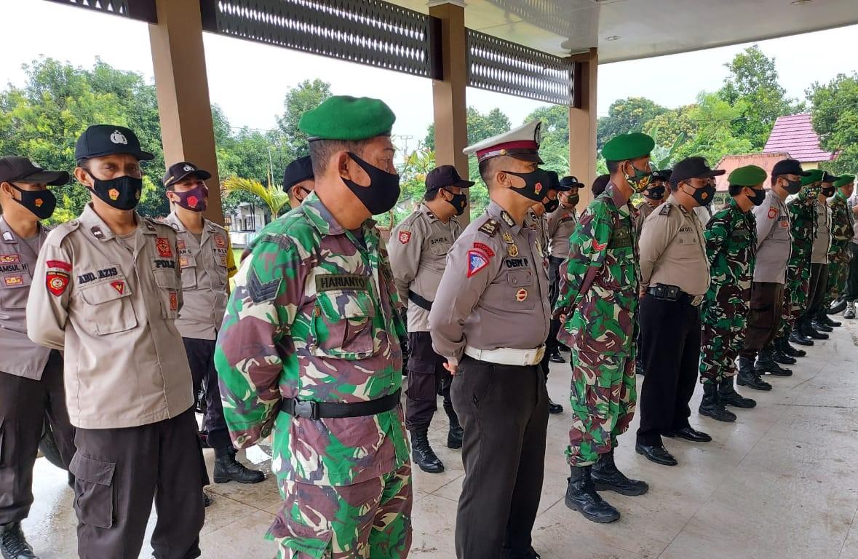 Giat Patroli Gabungan TNI/POLRI di Pringgabaya