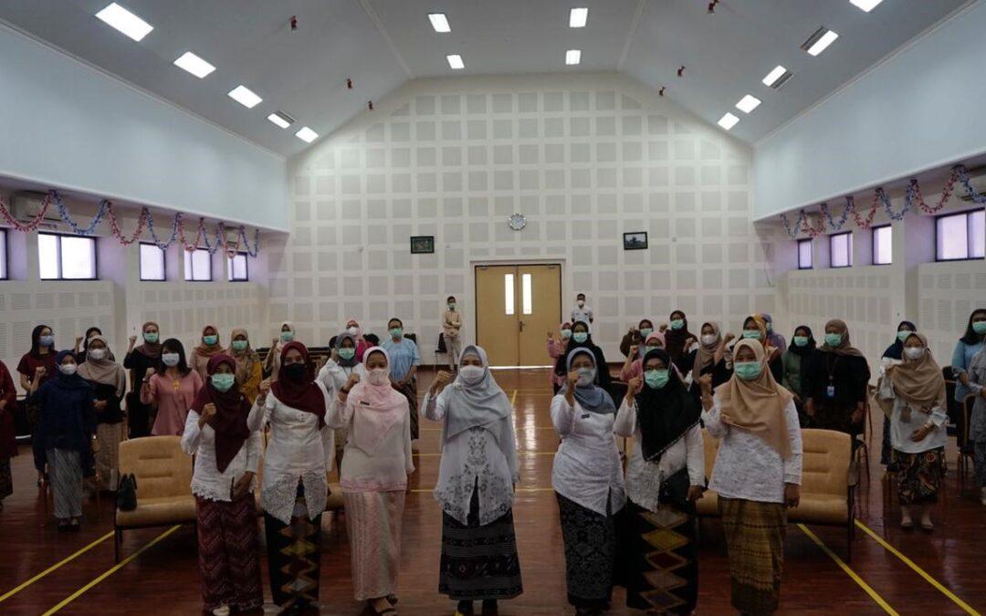 Oleh - oleh Hari Kartini, Wagub NTB & BPKP Beri Pesan Menyentuh