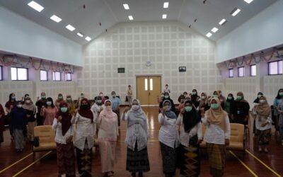 Oleh-oleh Hari Kartini, Wagub NTB dan BPKP Beri Pesan Menyentuh