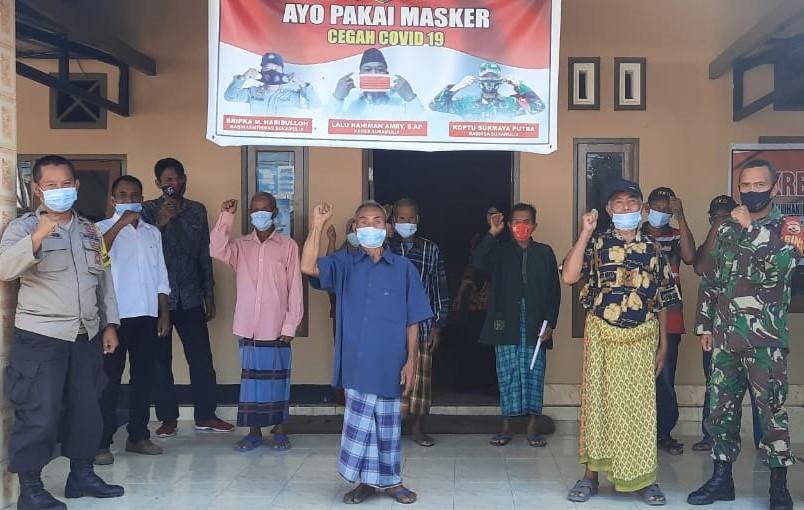 Vaksinasi Covid-19 Lansia Sukses Digelar Di Desa Sukamulia