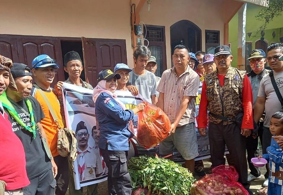 Pramuka Peduli Lotim Kirim Bantuan Untuk Korban Banjir di Bima