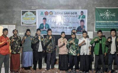 Pasca Unjuk Rasa May Day, GP Ansor Lombok Timur Serukan Semua Pihak Menahan Diri