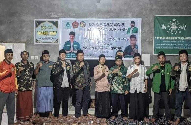 Pasca Unjuk Rasa Mayday, GP Ansor Lombok Timur Serukan Semua Pihak Menahan Diri