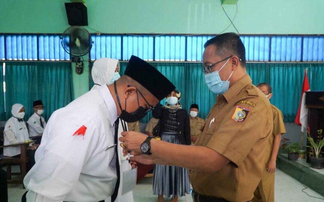 Sekda Lombok Timur Buka Latsar CPNS Golongan 2 dan 3