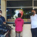 Tim PUMA Polres Lombok Timur, Tangkap Pelaku Jambret dan Penadahnya
