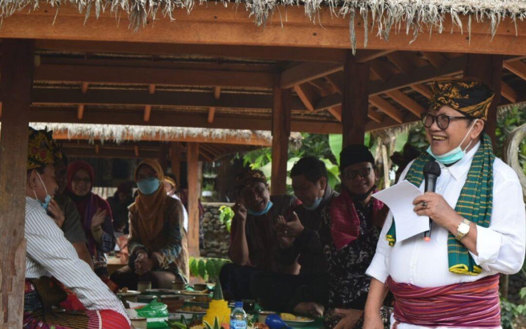 Wabup Lombok Timur Dukung Pembangunan Sekolah Kebudayaan
