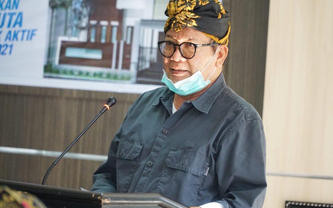 Wakil Bupati Lombok Timur, Apresiasi Upaya Bappenda Tingkatkan Realisasi Pajak