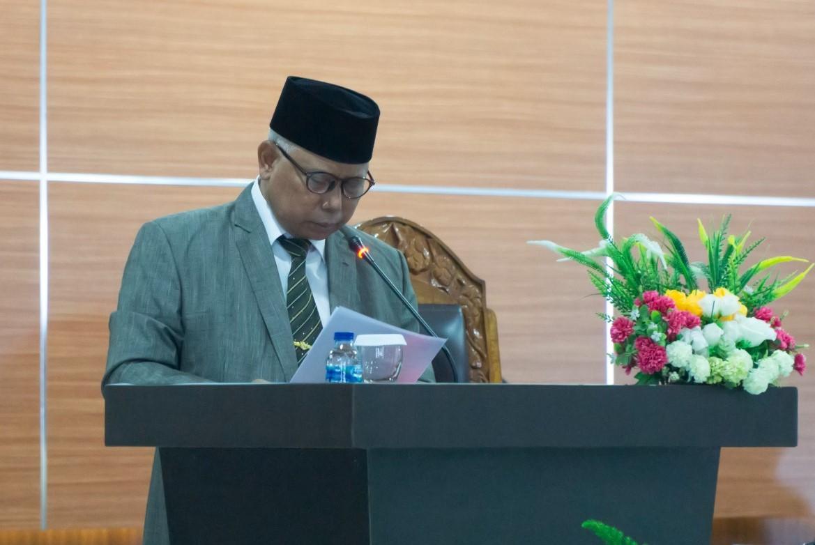 Bupati dan DPRD Lombok Timur Tetapkan 2 Perda