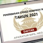 Pemprov NTB Buka Pendaftaran CPNSD Tahun 2021, Berikut Alur Pendaftarannya