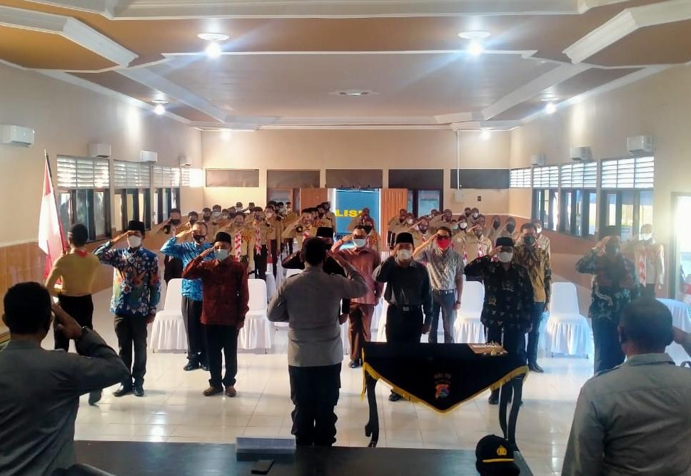 Komunitas Purna Saka Bhayangkara Polres Lotim Pertama Di Indonesia