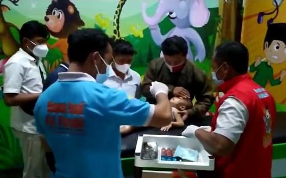 Puluhan Anak Yatim Ikut Sunatan Massal Gratis Di Rumah Sunat Al Faraby