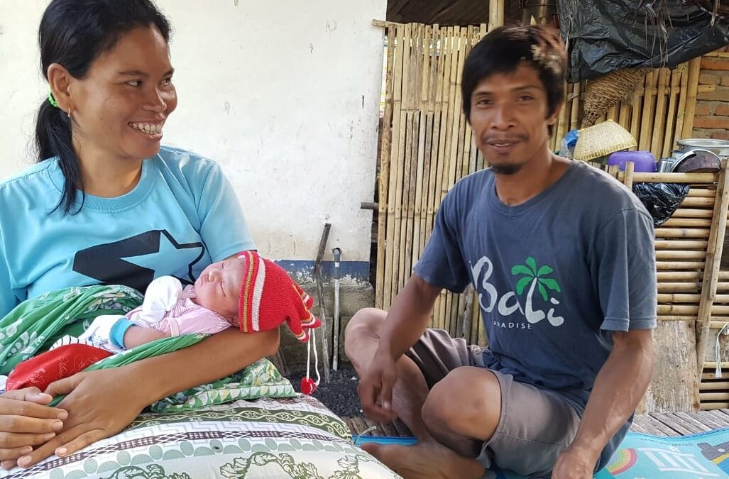 Penemuan Bayi di Atas Trotoar Jalan Bypass BIL