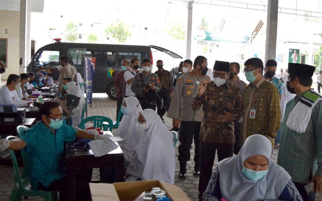 Percepat Terbentuknya Herd Immunity, Pemda Lombok Timur Gandeng OJK