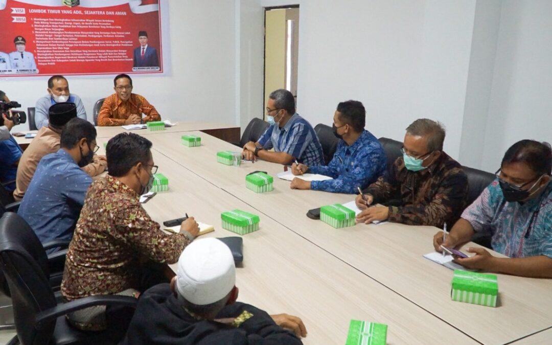 Sekda Lombok Timur Minta Gaungkan Bela Produk Lokal